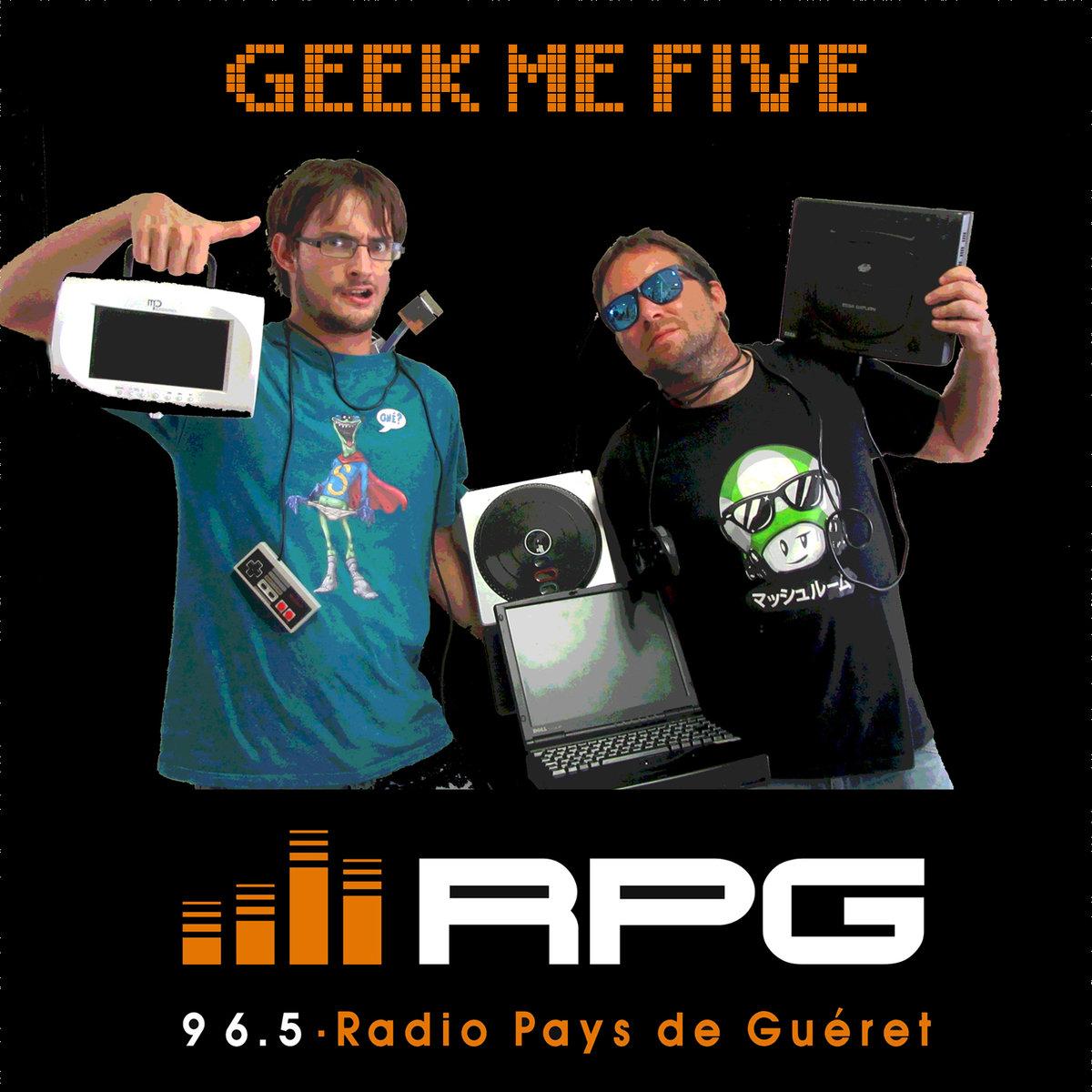Geek me 5.0